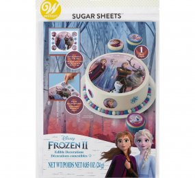 EDIBLE SHEET FROZEN 2